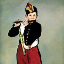 Calicot : Manet