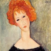 Calicot : Modigliani
