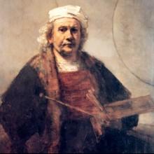 Calicot : Rembrandt