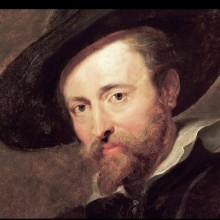 Calicot : Rubens