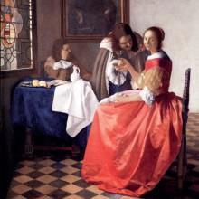Calicot : Vermeer