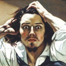 Calicot : Courbet