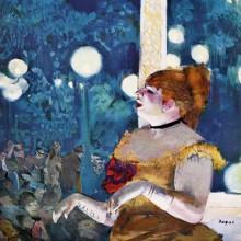Calicot : Degas