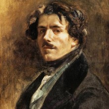 Calicot : Delacroix