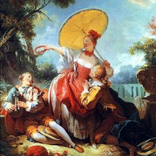 Calicot : Fragonard